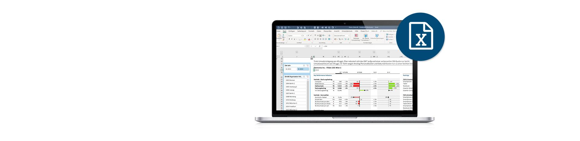 Excel Support erhalten